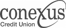 Conexus Logo Black and White