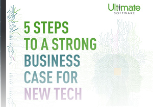 Making an investment in new technology can be overwhelming. It's a big decision that requires research, planning, and thought—and not just when it comes to budget. Discover the five steps you need to make a strong business case for purchasing new technology.