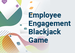 Test your emotional perception with Ultimate's Employee Engagement Blackjack Game