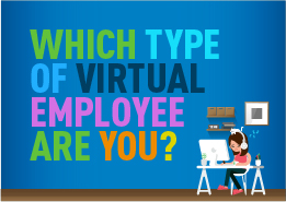 Which type of virtual employee are you? - Interactive guide