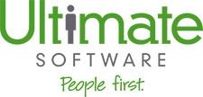 Ultimate Software Logo.