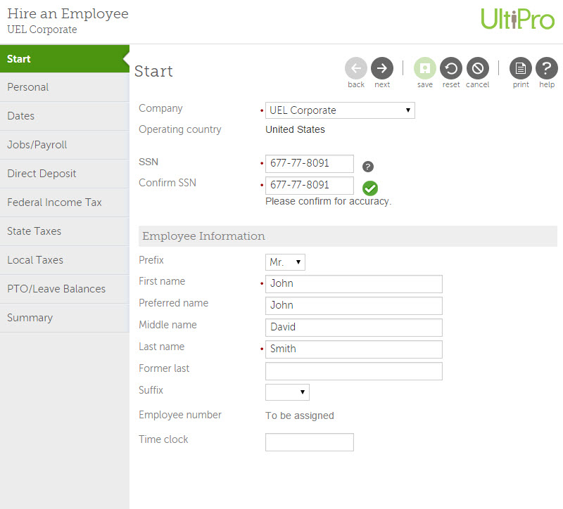 human resources software people first ultipro®ultipro automatically tracks all hr related information about your employees