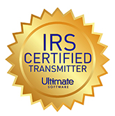 Ultimate Software is certified and IRS-approved to electronically file ACA compliance docs on behalf of our customers.