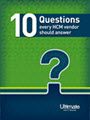 10 Questions Every HCM Vendor Should Answer