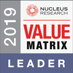 HCM Technology Value Matrix 2019