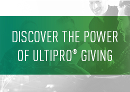 The Power of UltiPro Giving: Employee Experience