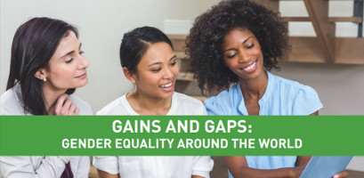 Gaps and Gains ni Gender Inequality - Human Capital Management whitepaper