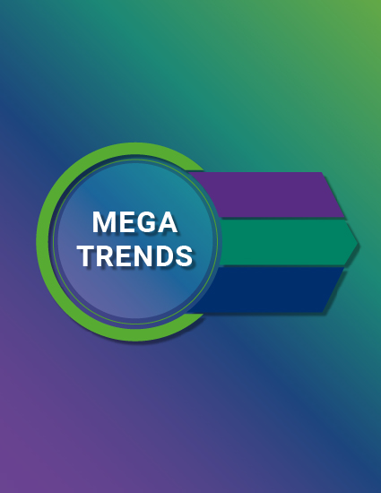 Help prepare your people for the future of work - 2019 Mega Trends