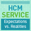 Research shows that customer service may have the most impact on long-term satisfaction. Discover the differences between HCM service expectations & realities.
