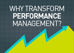 The traditional performance management process is changing. Are you prepared?