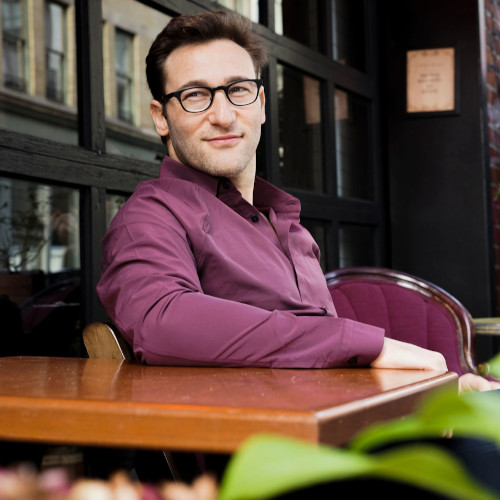 A Conversation on Leadership with Simon Sinek