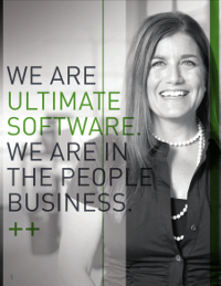 Ultimate Software People First Brochure - HR, Payroll and Talent Management