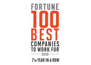 Ultimate is Named on the FORTUNE Best Places to Work List for the 7th Year In a Row