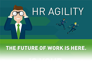 Discover how HCM (Human Capital Management) can be come more agile and develop a better understanding of employee expectations at work