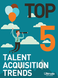 Download the Top 5 Talent Acquisition Trends - HCM Whitepaper