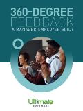 Learn to effectively give feedback with our whitepaper, 360-Degree Feedback