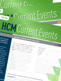 HCM Current Events newsletter