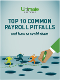 Businessman considering year-end, benefits, tax codes and other payroll issues: Top 10 Payroll Pitfalls and how to avoid them