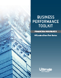 Business Performance HCM Toolkit for Finance and Insurance