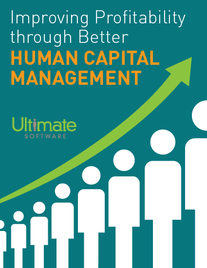 Improved Profitability Through Better Human Capital Management
