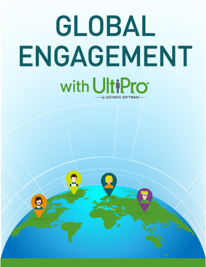 Global Engagement with UltiPro