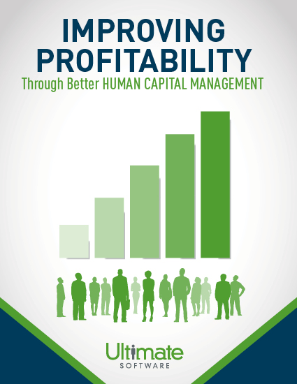 Improved Profitability Through Human Capital Management