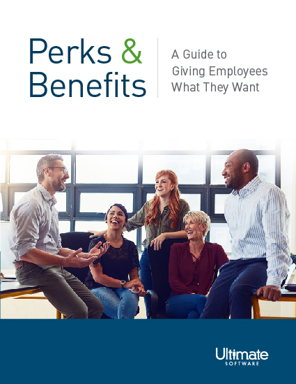 Access your perks & benefits guide to give employees what they want.