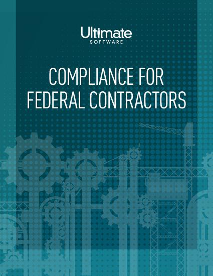 Compliance for Federal Contractors