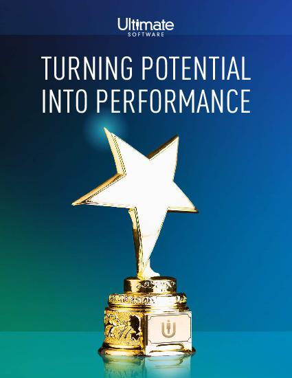 Workforce Solutions Whitepaper turning potential into performance