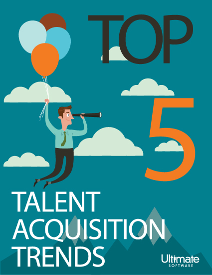 Top 5 Talent Acquisition Trends
