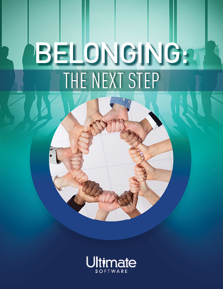 Belonging: The Next Step