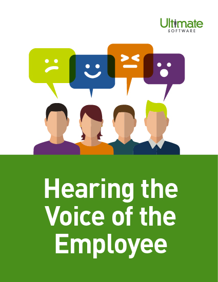 Hearing the Voice of the Employee