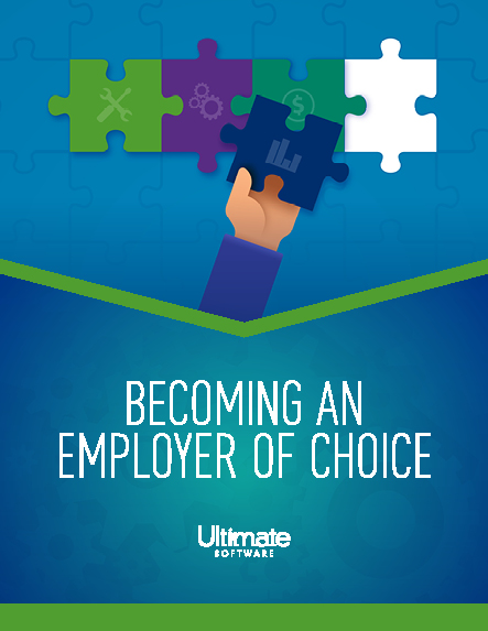 Join Ultimate Software for an examination of the pillars of corporate culture shared by all employers of choice.