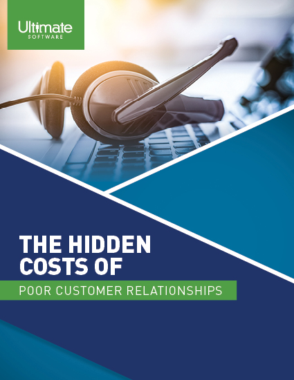 Discover the cost of poor customer Relationships in this whitepaper