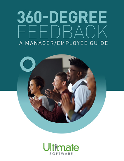 360-Degree Feedback: A Manager/Employee Guide