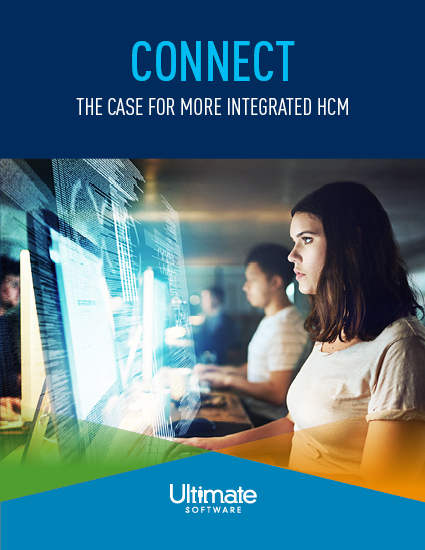 Connect: The Case for More Integrated HCM