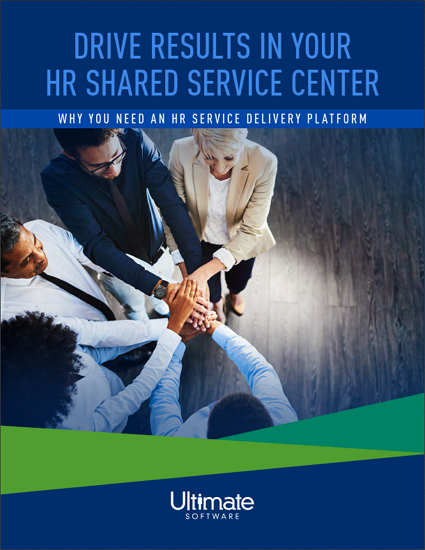 Getting the most value from HR shared services means harnessing new technology that provides the streamlined support your people need.
