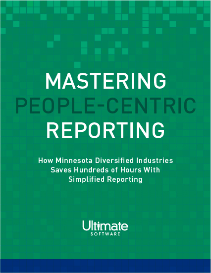 Learn how MDI leverages UltiPro to master their reporting