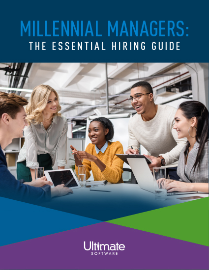 Millennial Managers: The Essential Hiring Guide