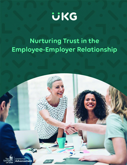 Nurturing Trust in the Employee-Employer Relationship