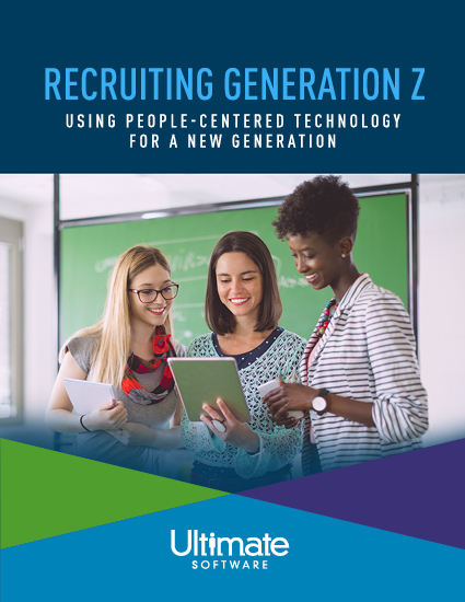 Discover how the right human capital management technology can help you recruit top Gen Z talent