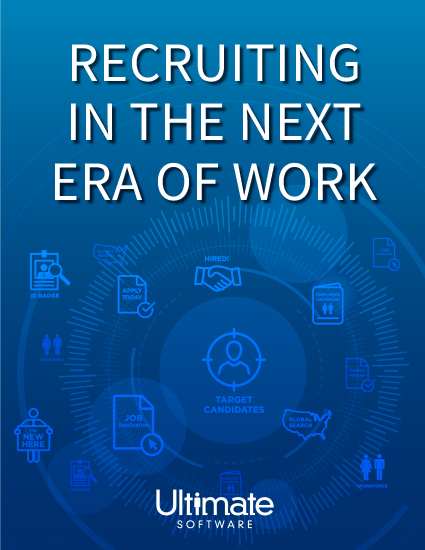 Recruiting in the Next Era of Work