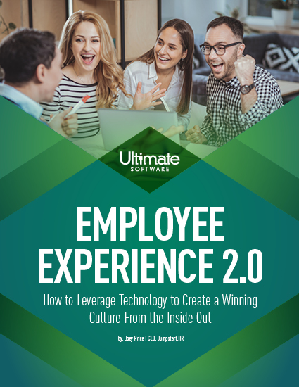 Joey Price, CEO at Jumpstart: HR discusses actions you can take to enhance the employee experience.