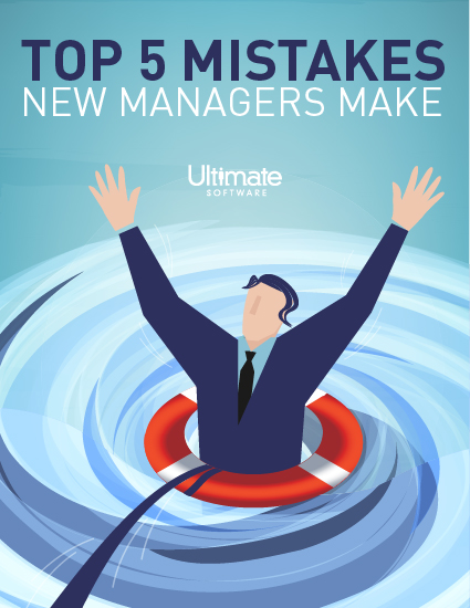 Access your talent management guide – top mistakes new managers make.