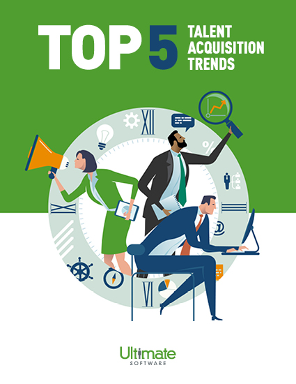 Top 5 Talent Acquisition Trends