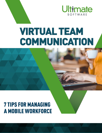 Download your talent management whitepaper - Virtual Team Communication – 7 Tips for Managing a Mobile Workforce