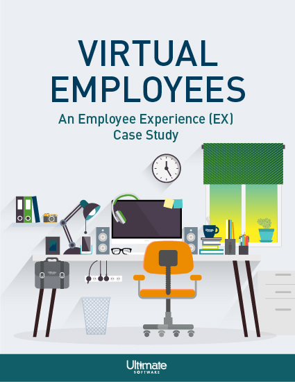 Virtual Employees: An Employee Experience Case Study