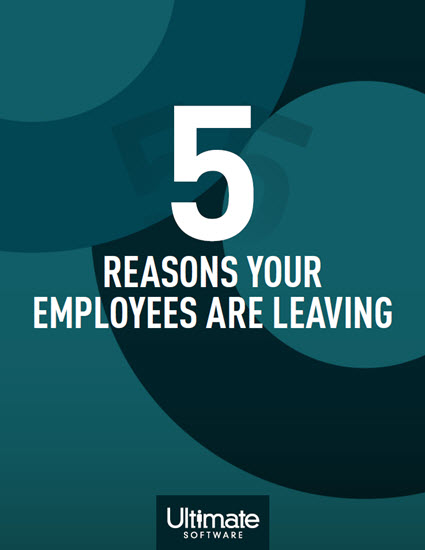 5 Reasons Your Employees Are Leaving