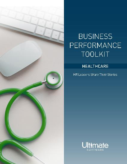 Business Performance Toolkit for Healthcare