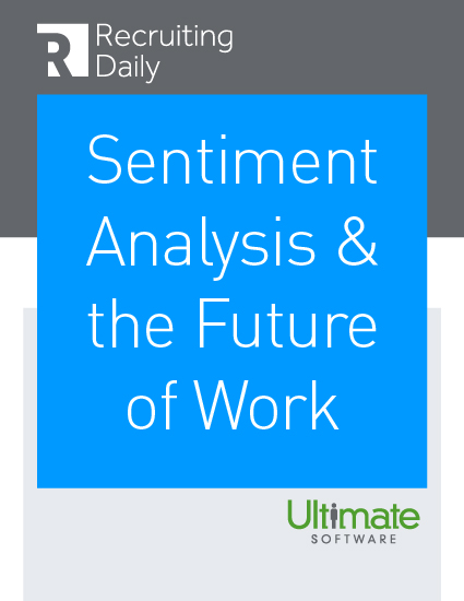 Sentiment Analysis & the Future of Work